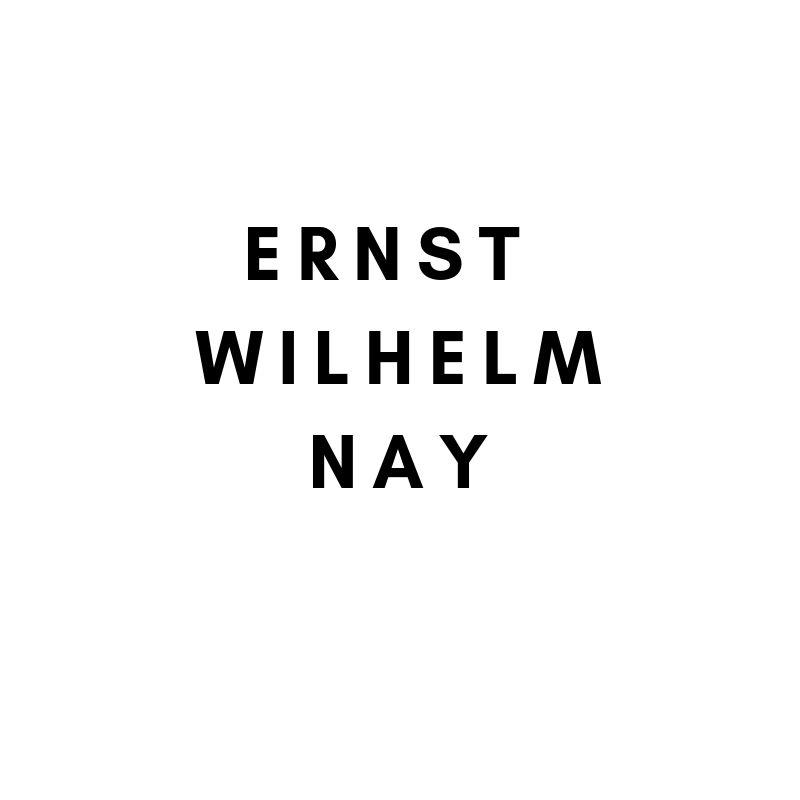 Künstler: Ernst Wilhelm Nay