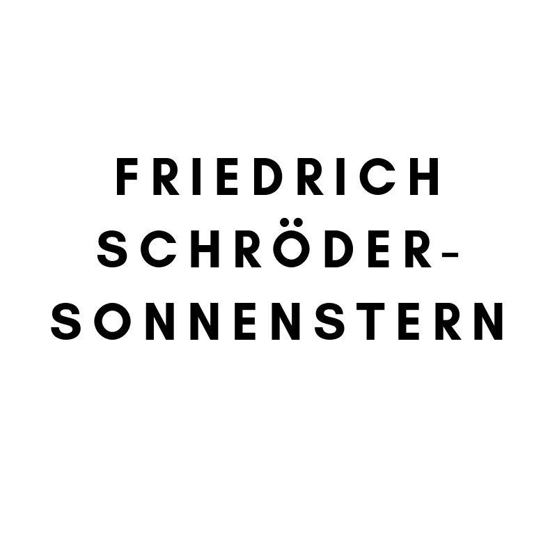 Künstler: Friedrich Schröder-Sonnenstern