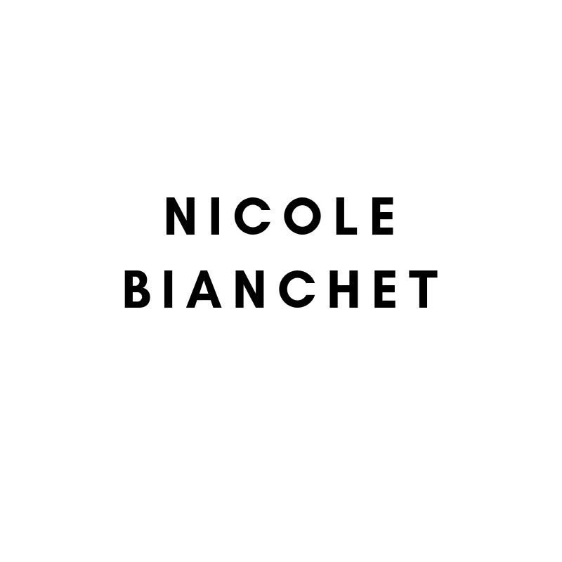 Künstlerin:Nicole Bianchet