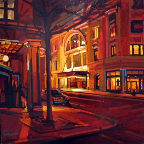 Artprov Contemporary Art Night Providence