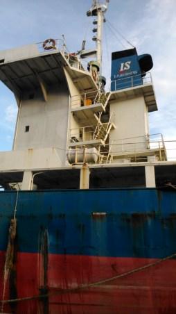 Pelabuhan Teluk Bayur (3 Juni 2016) w/ Geni, Lanlan & Paan (7)