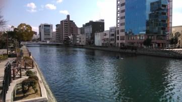 Shinmachibashi (8 Maret 2017) w/ Dayat (1)