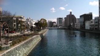 Shinmachibashi (8 Maret 2017) w/ Dayat (2)