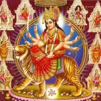 NAVDURGA WALLPAPERS