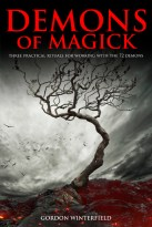 Demons of Magick by Gordon Winterfield