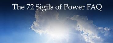 The 72 Sigils of Power FAQ