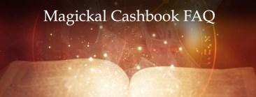 Magickal Cashbook FAQ