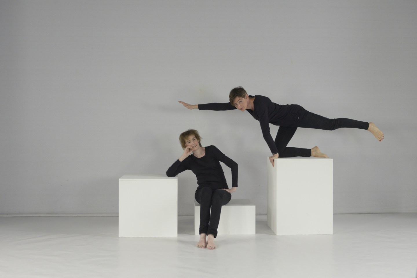 Still from 'Pose Work for Sisters', Jacqueline Donachie, courtesy the artist