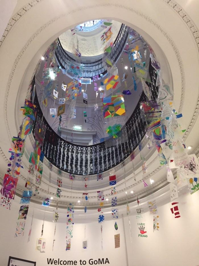 11. Kaleidoscope installation GoMA