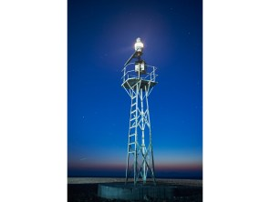 Light station, Elli beach