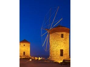 Windmills, Mandraki