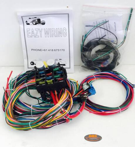 Painless Wiring Harness Holden