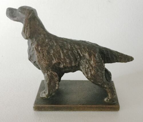 Irish Setter Sitting Statue