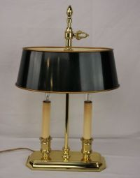 brass table lamps | Antiques (US)