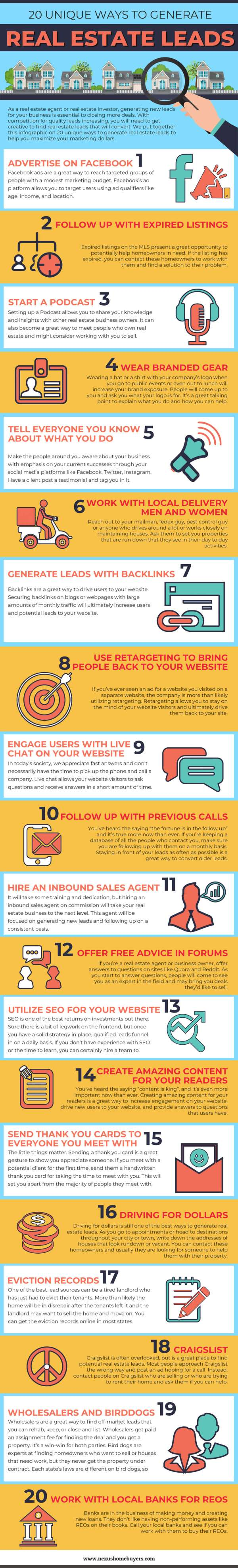 20-Unique-Ways-To-Generate-Seller-Leads