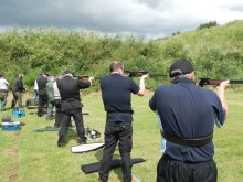 The 2021 Welsh Open Championships @ Haverfordwest Shooting Ground