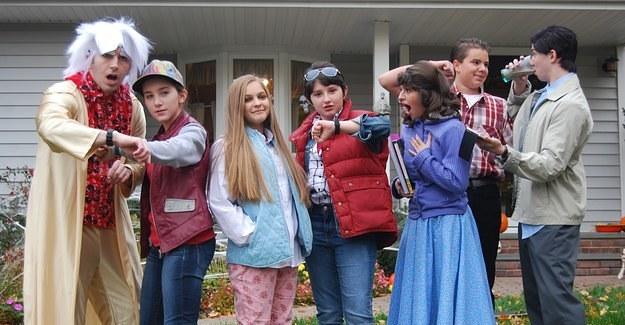 31 Genius '80s And '90s Halloween Costumes