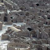 İran Lut Çölü Bam Şehri