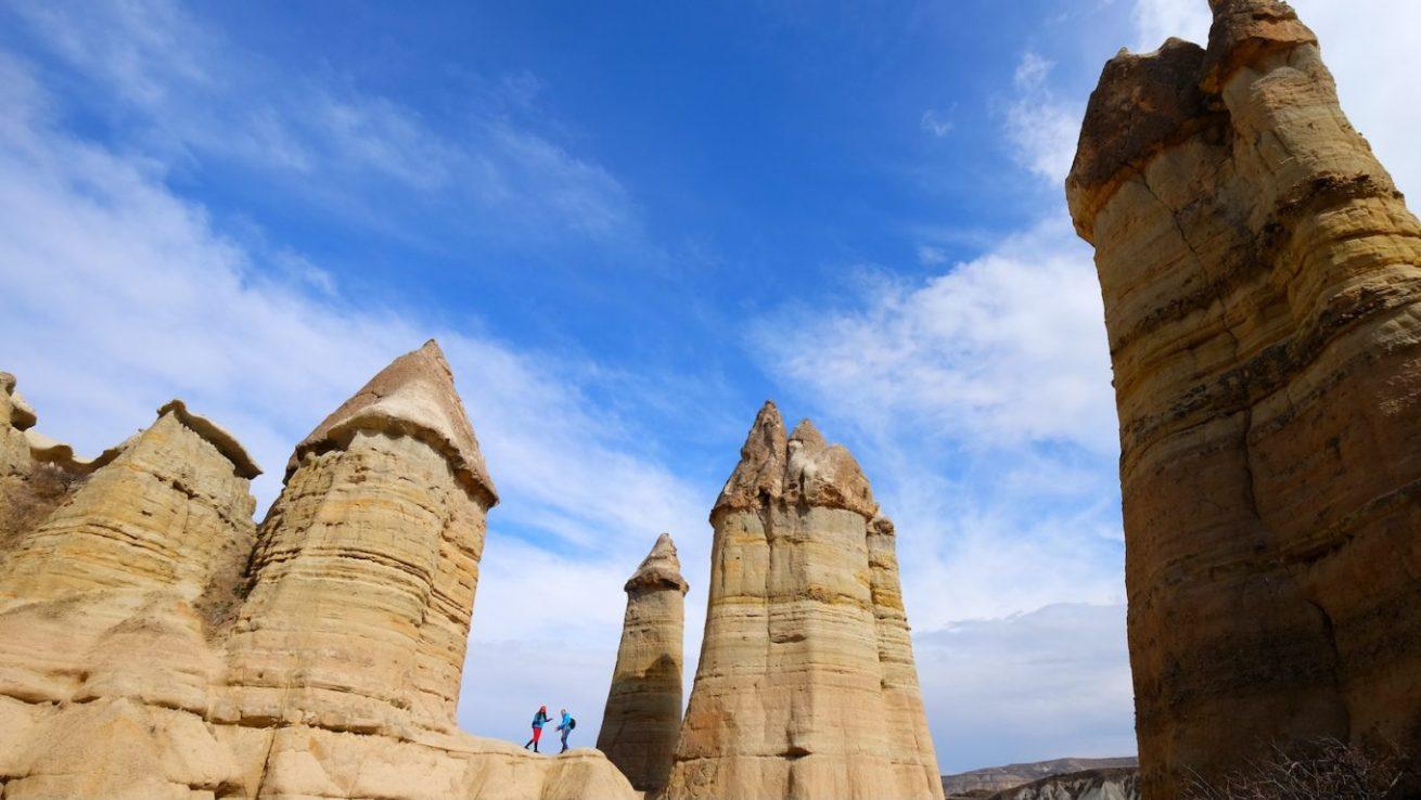 Nevşehir Aşıklar Kapadokya