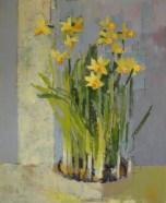 Narcissi 20 x 16
