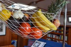 sailboat galley