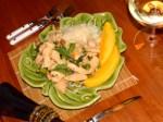 Thai chicken and basil