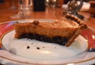 layered pumpkin mincemeat slice
