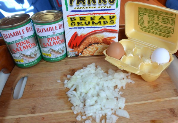 salmon patty ingredients