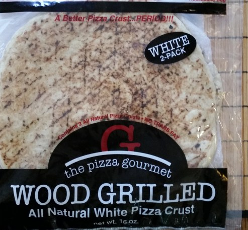 Wood grilled crust