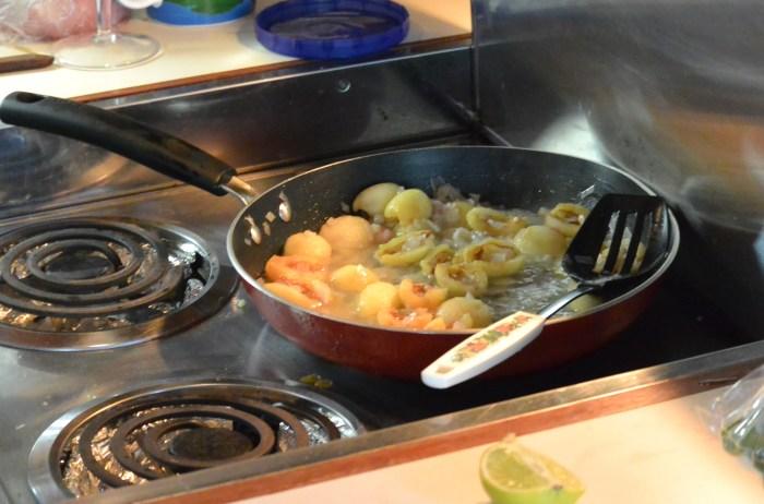 making asian pear sauce