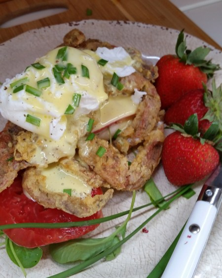 Soft Shelled Crab Benediction