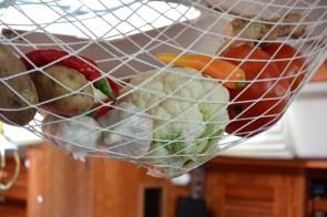 vegetable hammock cauliflower