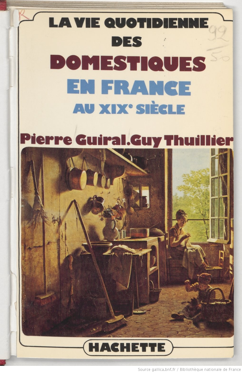 pierre guiral guy thuillier