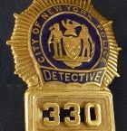nypd det shield