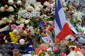 Parisians honor murdered police