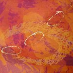 Claire Benn: Fiber Reactive Dyes on Silk