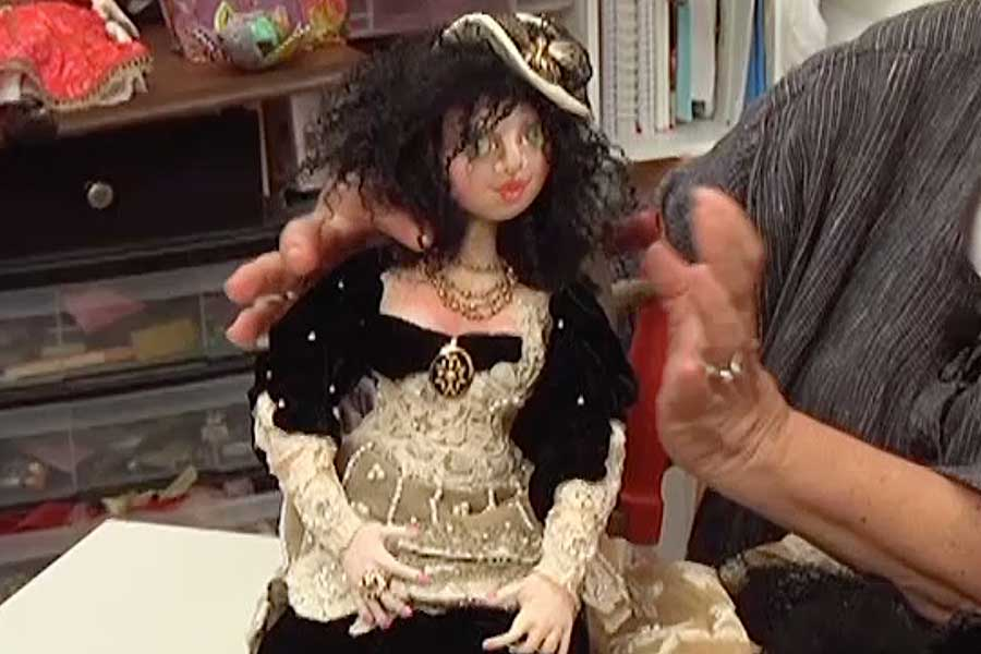 Cloth Doll Inspirations With Patti Medaris Culea 08