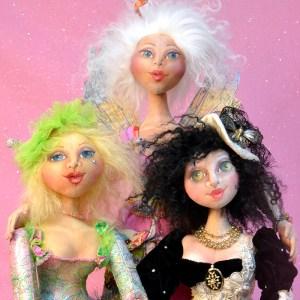 Cloth Doll Inspirations with Patti Medaris Culea