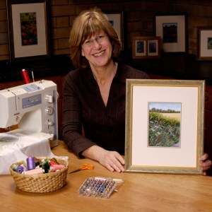Creating Machine Embroidery with Alison Holt