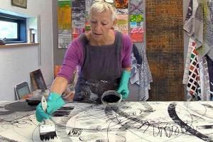 Exploring Fiber Reactive Dyes With Claire Benn 06