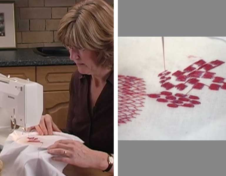 Creating Free Motion Machine Embroidery Alison Holt 04