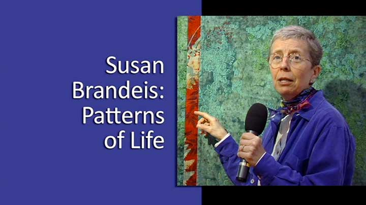 Susan Brandeis Retrospective: Quilting & Surface Design, 1978-2008