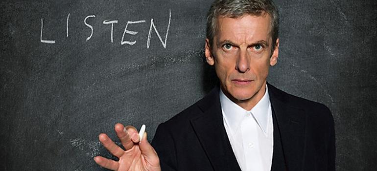 doctor who listen napisy pl