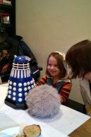 Serialkon 2015: mały Dalek, duży Dalek i tribble