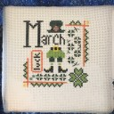 March Motif - A Year of Celebrations