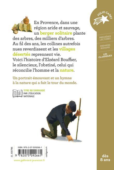 L Homme Qui Plantait Des Arbres Texte : homme, plantait, arbres, texte, Livre, L'homme, Plantait, Arbres, Gallimard, Jeunesse
