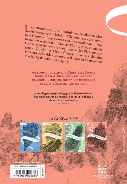La Passe Miroir Tome 3 Ebook Gratuit : passe, miroir, ebook, gratuit, Livre, Passe-miroir, Gallimard, Jeunesse