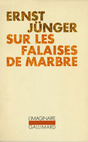 Sur Les Falaises De Marbre : falaises, marbre, Histoire, Livre, Falaises, Marbre, D'Ernst, Jünger, Entretiens, Documents, Gallimard