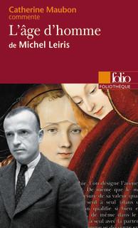 Michel Leiris L Age D Homme : michel, leiris, homme, L'Âge, D'homme, Michel, Leiris, (Essai, Dossier), Foliothèque, Folio, GALLIMARD, Gallimard