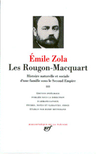 Emile Zola Les Rougon Macquart : emile, rougon, macquart, Rougon-Macquart, Bibliothèque, Pléiade, GALLIMARD, Gallimard